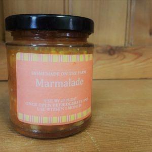 marmalade jam